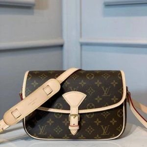 🍰Louis Vuitton🍰 NWT LV Sologne Crossbody Bag Monogram